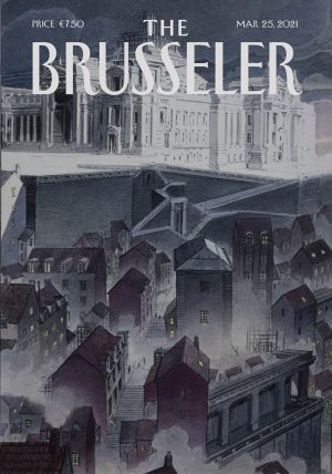 François Schuiten The Brusseler