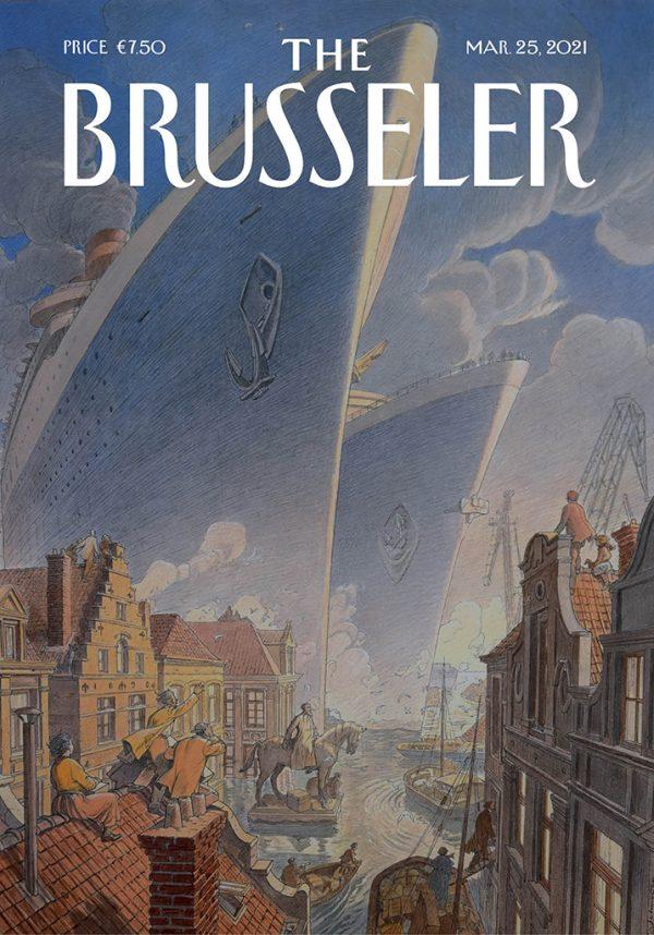 François Schuiten The Brusseler