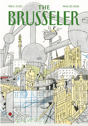 Ever Meulen The Brusseler