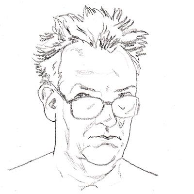 Serge Baeken portret