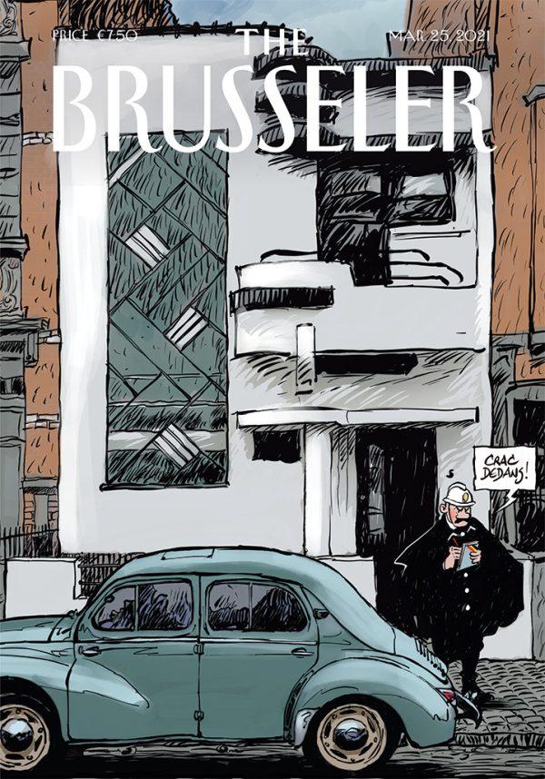 Alain Godefroid The Brusseler