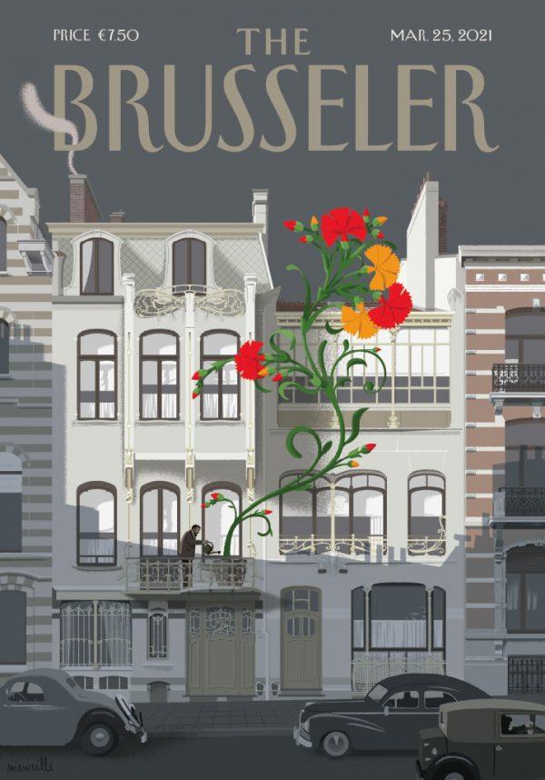 David Merveille The Brusseler