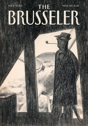 David Merveille 2 The Brusseler