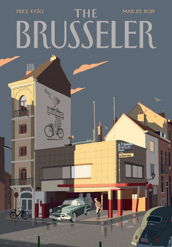 David Merveille 3 The Brusseler