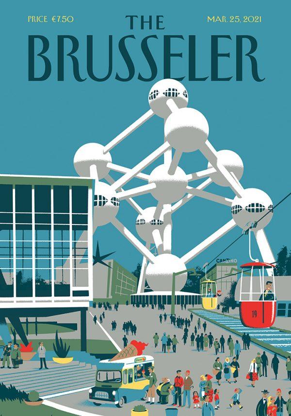 David Merveille 4 The Brusseler