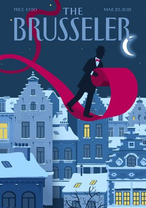 David Merveille 5 The Brusseler