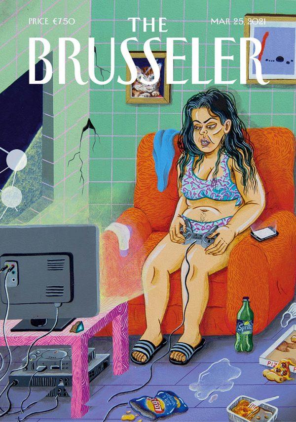 Joëlle Dubois The Brusseler