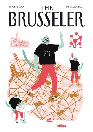 Karolien Vanderstappen The Brusseler