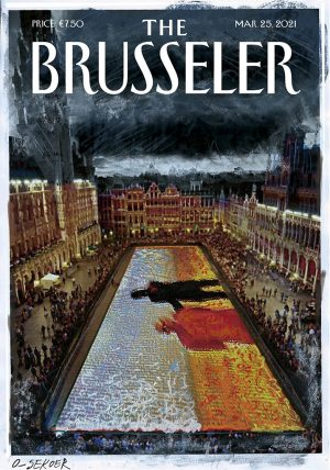 Luc Descheemaeker The Brusseler
