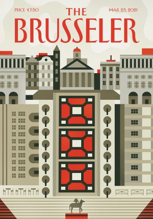 Luc Melanson The Brusseler
