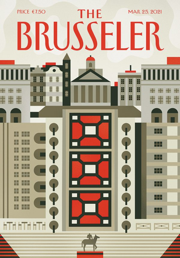 Luc Melanson The Brusseler