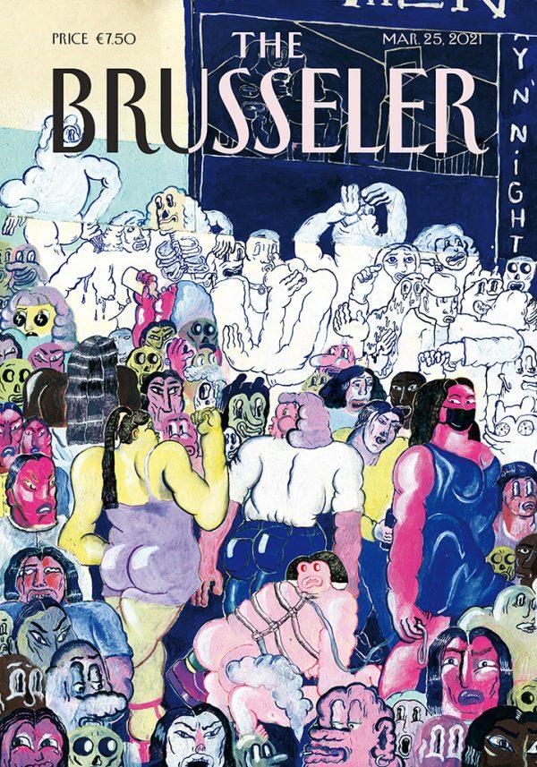 Nina Van denbempt The Brusseler