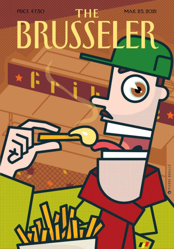 Pierre Bouillé The Brusseler