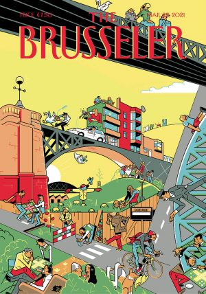 Peter Willems The Brusseler