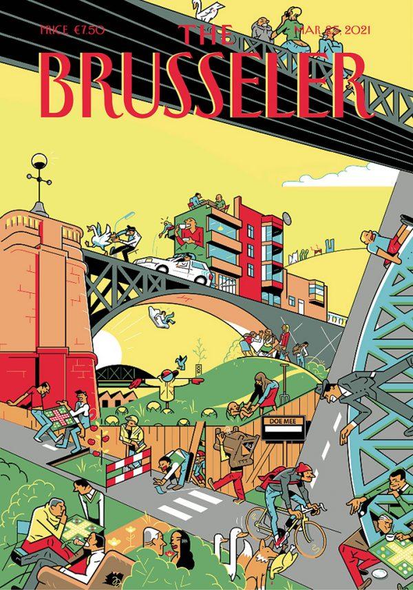 Peter Willems The Brusseler