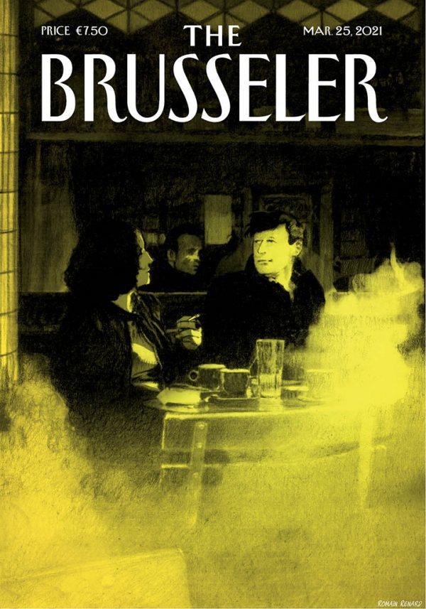 Romain Renard The Brusseler