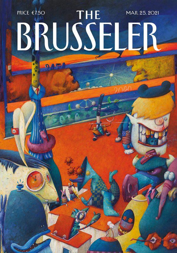 Steven Van Hasten The Brusseler