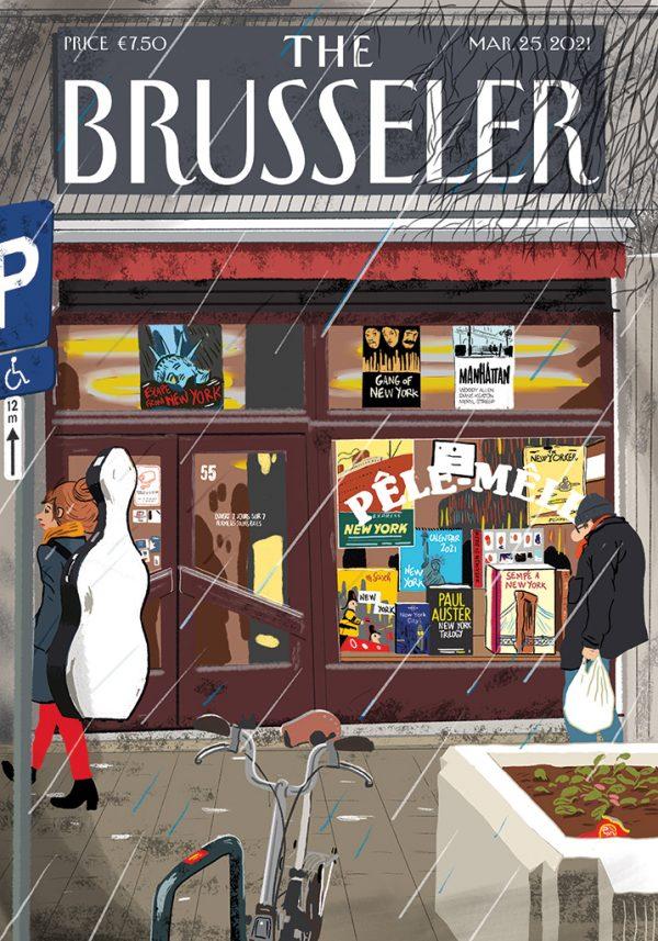 Vincent Rif The Brusseler