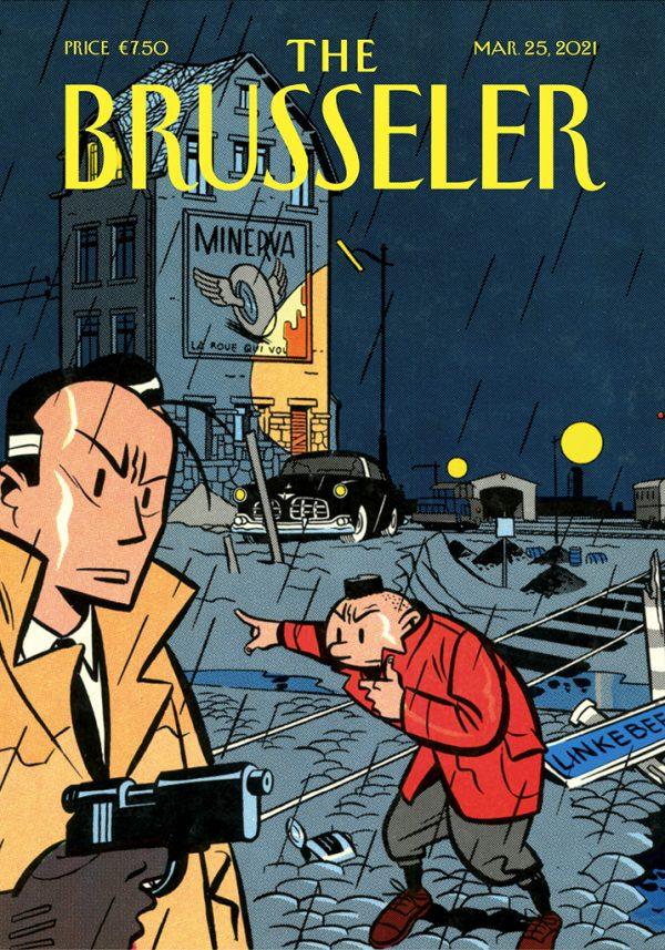 Yves Chaland The Brusseler
