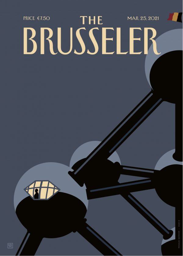 BE Renaud Garnier The BRUSSELER