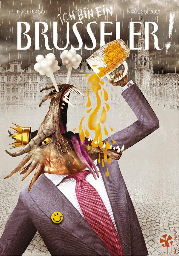 Max Tilgenkamp The Brusseler
