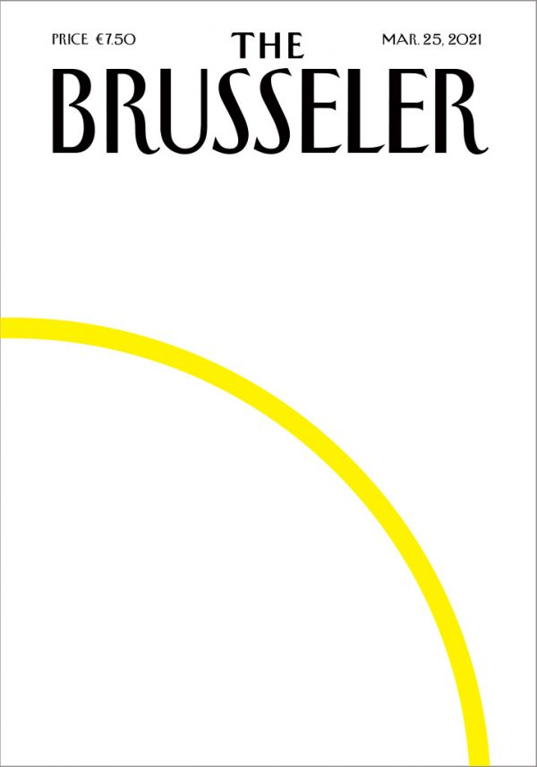 Pierre Cordier The Brusseler