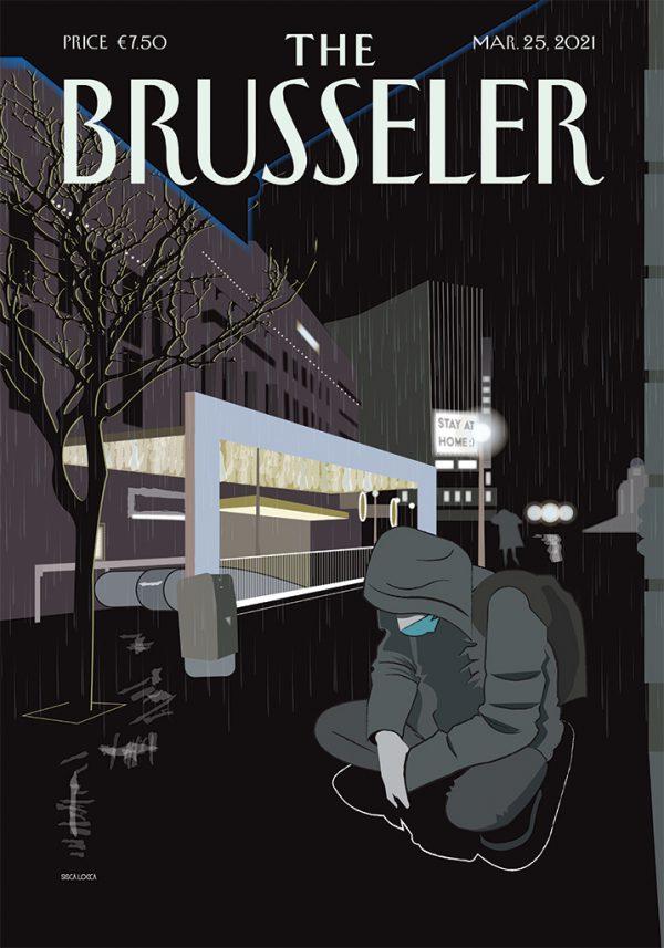 Sisca Locca The Brusseler