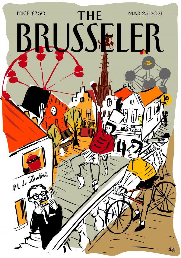 Stephane Dethy The Brusseler