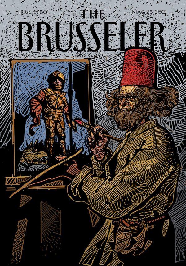 Jay Abel The Brusseler