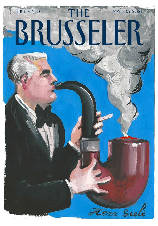 Herr Seele The Brusseler